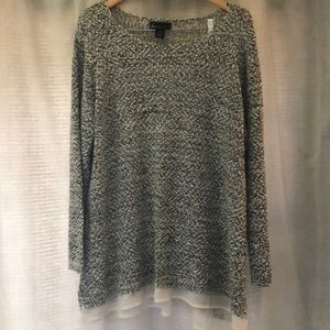 Lane Bryant sweater. Size 26/28